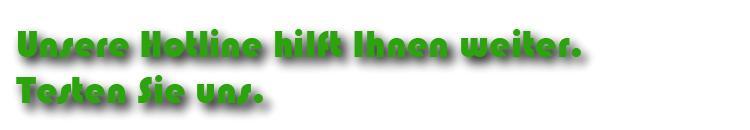SCA-Festplatten 80p: Unsere Hotline hilft Ihnen weiter. Testen Sie uns.