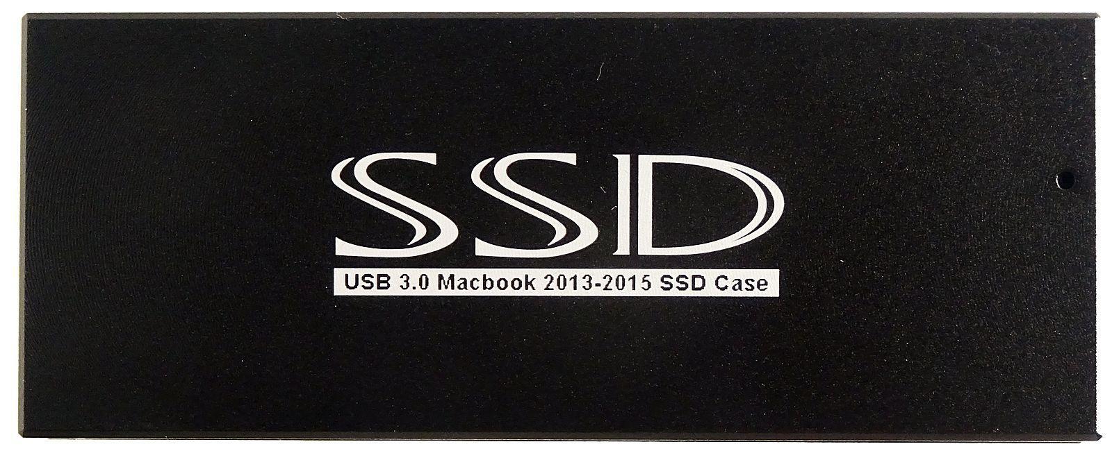 2013-2015 Macbook A1465 1466 A1398 A1502 SSD USB 3.0 - External USB3.0 Case