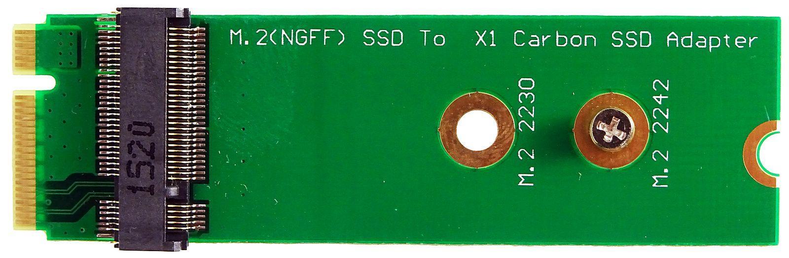 M.2 SATA SSD Adapter für Zenbook UX21 UX31 UX31a UX51