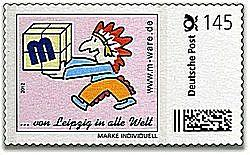 From our Stamp Series 2012: 145 Euro cents