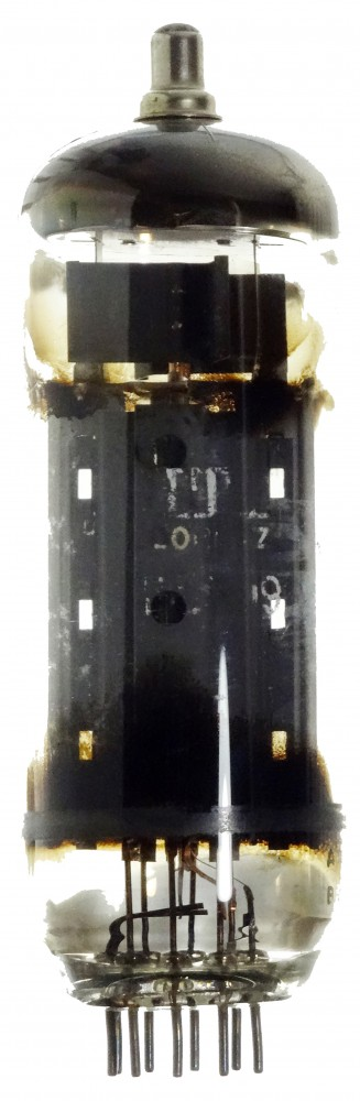 NEW TUBE: PCL81 ITT Lorenz #10505