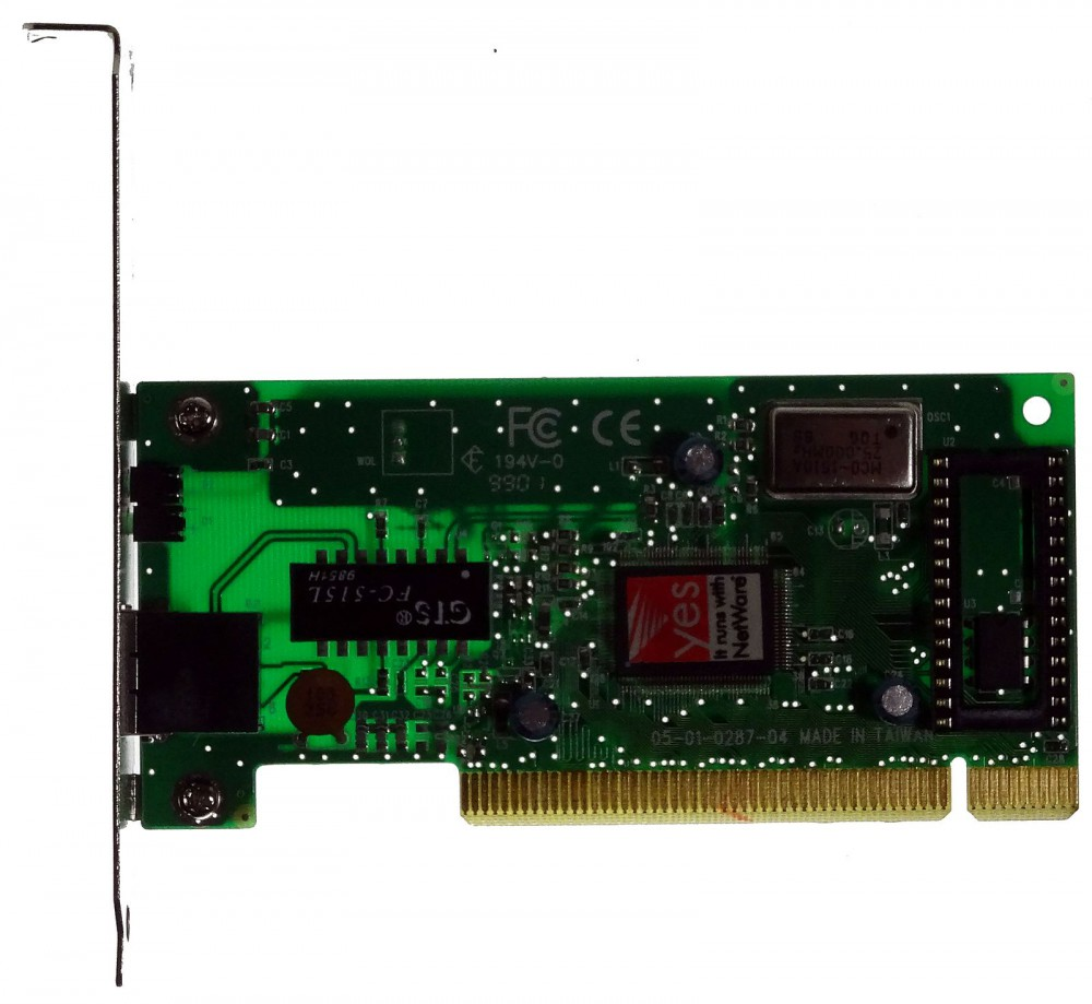 Sohoware 10 100 pci network adapter