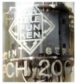 Radio Tube Valve (TV) PCH200 / 9V9 Telefunken w. diamond / rhomb #1451