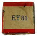 EY81 Booster, Flyback Diode, vacuum tube by RSD #18000