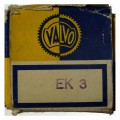 EK3 Octode. Very rare radio tube by Valvo. #18197