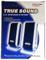 Olidata Active True Sound Card 2.0-Speaker-System LT-MS209 #12205