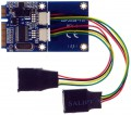 Mini PCIe card to 2x / Dual USB 2.0 Adapter #13084