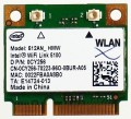 Intel Mini-PCIe Wifi Wlan 802.11a-draft-n-h 2.4GHz 5ghz #13102