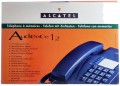 Alcatel Audience 12 Corded phone radiation free for seniors #7878