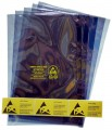 5 pcs. ESD Antistatic Bag 152x254 + Lable #8390