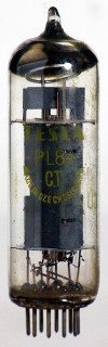 Vacuum Tube - Radio Valve (TV) PL84 Tesla #1333