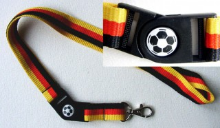 Key Lanyard football Germany #193
