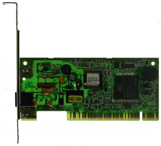 Conexant rs7112 network adapter