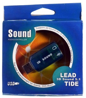 3D Sound 5.1 with USB stick - simply brilliant #422