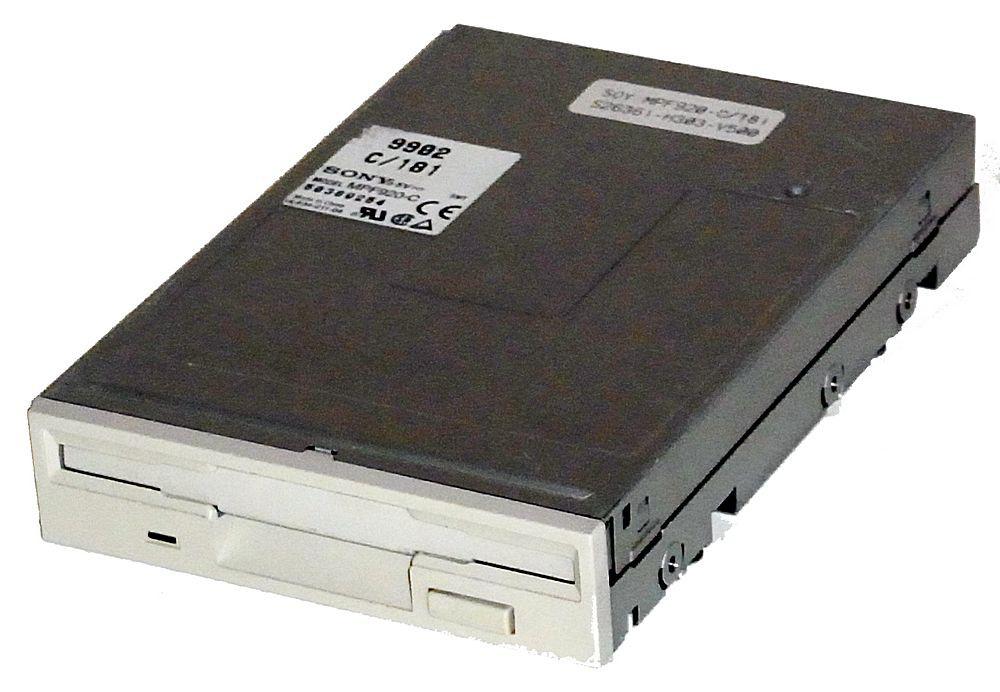 Floppy Disk Drive (FDD) Sony MPF920-C #110