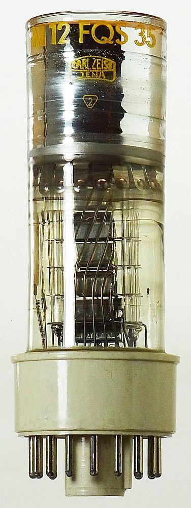 Fotovervielfacherröhre M12FQS35