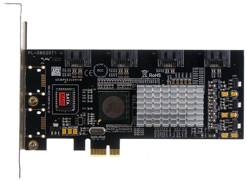 PCIe-Raidcontroller