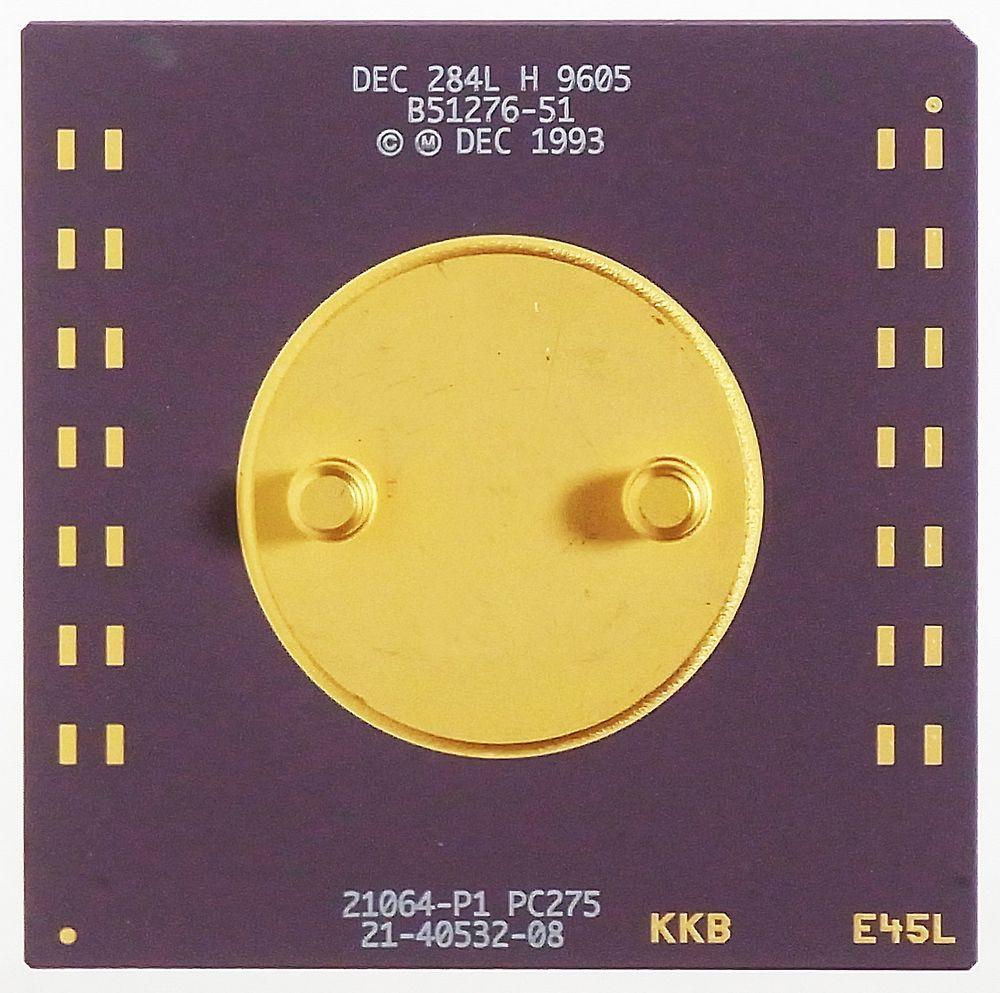 CPU DEC Alpha 21064A-PC