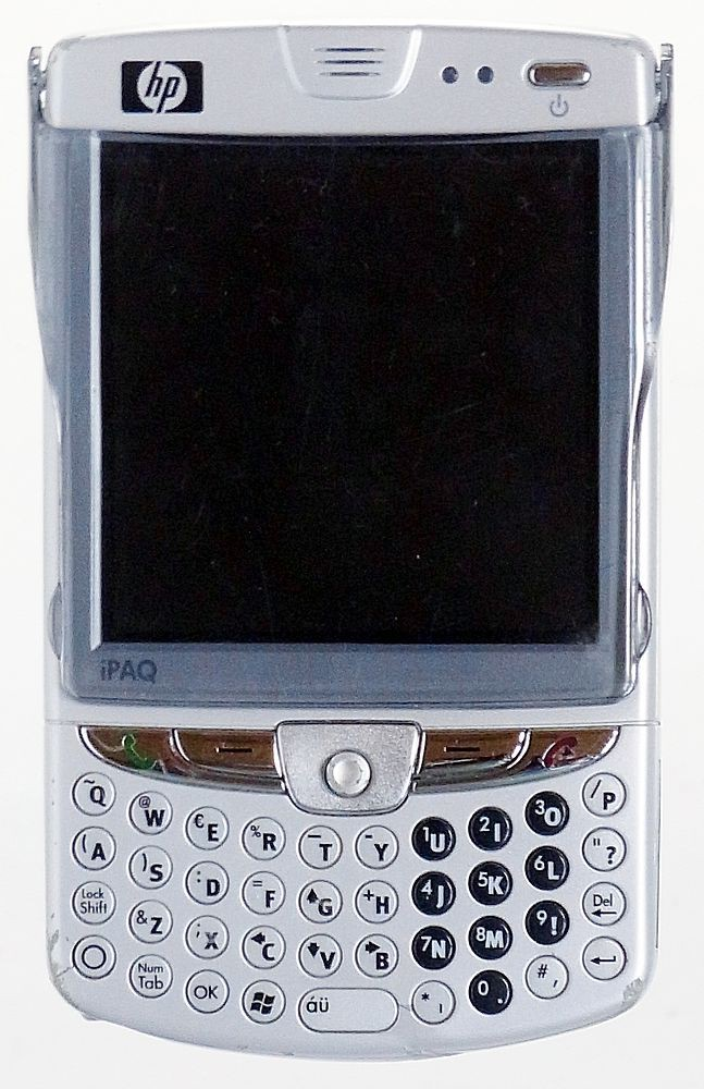 HP PDA Pocket PC iPaq HW6915