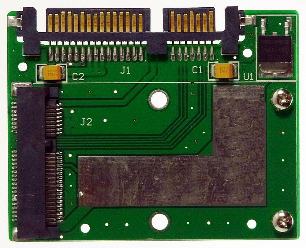 mSata-SATA3 Adapter