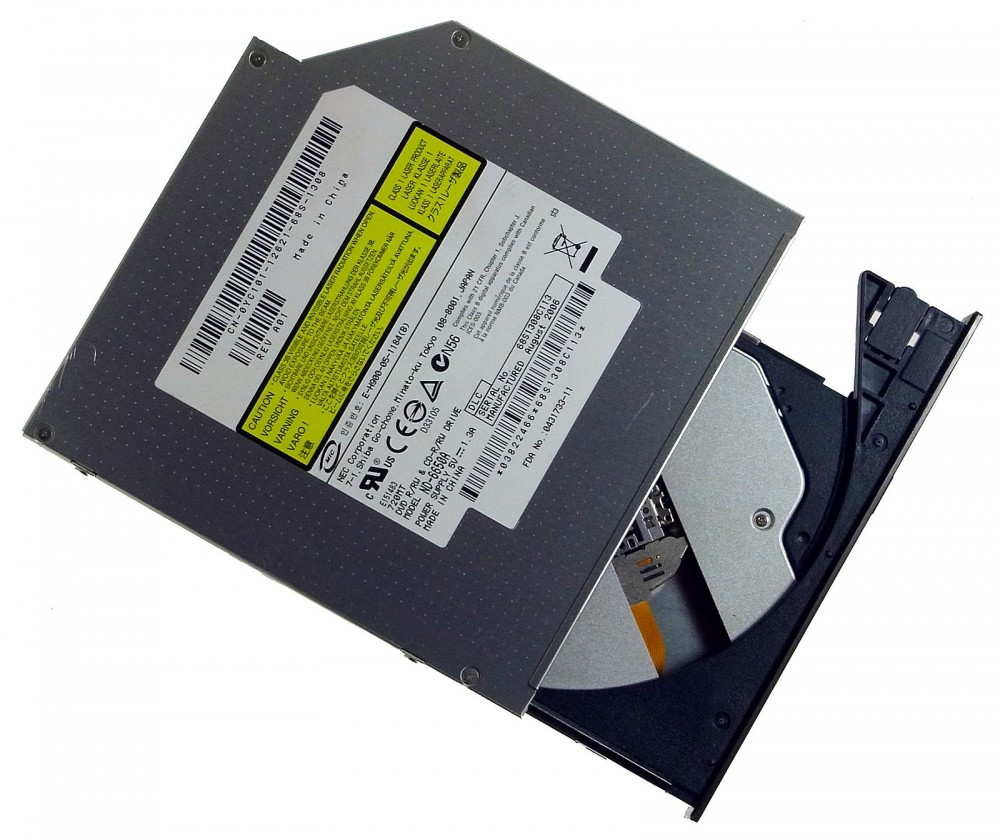 nec dvd - rw nd-6650a firmware download