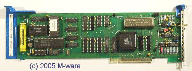 Microchannel Meinberg Radio Clock PS3