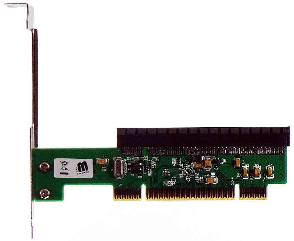 PCIe-zu-PCI-Riser