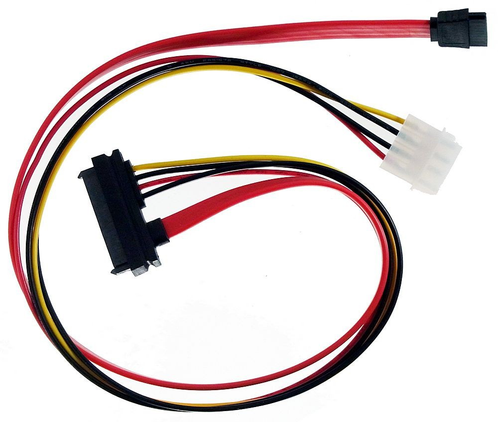 SATA Power Kabel Molex